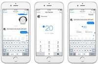 El servicio de transferencia de dinero de Facebook Messenger requiere que se asocie una tarjeta de crédito o débito, y sólo estará disponible en Estados Unidos en una primera etapa. Foto:geeksroom.com