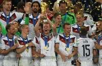 Por cuarta vez la selección de Alemania se corona campeona del mundo. Foto:trome.pe