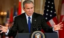 George Bush, ex presidente de Estados Unidos. Foto:cnn.com