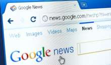 El servicio de Google News cerrará el 16 de diciembre debido a una nueva legislación que obligaría al buscador a pagar un impuesto por los contenidos. Foto:Trecebits
