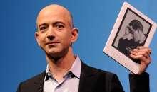 El presidente de Amazon, Jeff Bezos, fue proclamado el