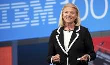 Ginni Rometty, Ceo de IBM. Foto:Iprofesional