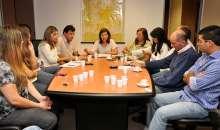 Las reuniones deben tener un objetivo claro. Foto:prensa-salta