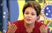 Dilma Rouseff, Presidenta de Brasil. Foto:thebluepassport.com