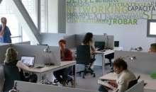 El coworking es una filosofía de trabajo donde se fomenta la colaboración, la creatividad, el talento y la comunicación.  | Foto:nubelo.com