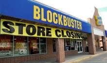 En 2010, Blockbuster, la mayor compañía de alquiler de películas en el mundo, se declaró en quiebra. Foto:Archivo