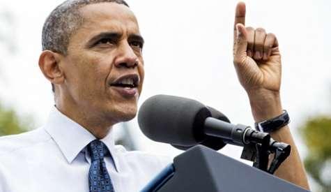 El presidente de Estados Unidos, Barck Obama asegura que Venezuela representa peligro para la seguridad de su país. Foto:hilandofino24horas.com
