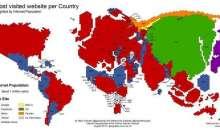 Dos miembros de Information Geographies han diseñado el mapa