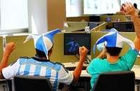 El 68% de empresarios asegura que el Mundial disminuirá la productividad de los empleados. Foto:mundial2014enbrasil.com.ar