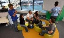 La 'holacracia' propone múltiples equipos independientes. Foto:archivo management journal