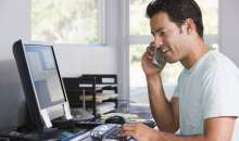Según un estudio presentado por Unify, el 43% de los empleados encuestados prefieren flexibilidad laboral ante un 10% de aumento de su sueldo. Foto:media.mnn.com