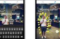 ahora el Facebook Messenger permite editar las fotos antes de enviarlas. Foto:Infobae