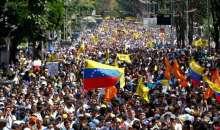 Venezuela vive una crisis social y económica. Foto:infobae