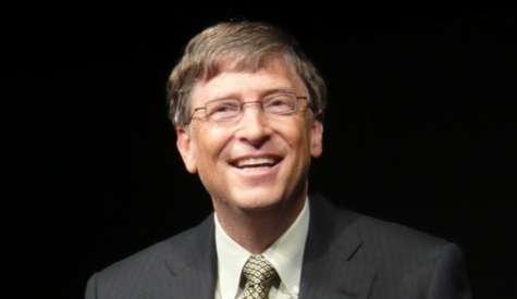 El cofundador de Microsoft, Bill Gates, se mantiene como el hombre más rico del mundo. Foto:cdn.com