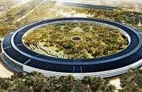 Cupertino dio su visto bueno para que comience la construcción del Apple Campus 2, el último sueño de Steve Jobs en donde un impresionante edificio en forma cilíndrica hará de base para 12.000 empleados. Foto:elconfidencial