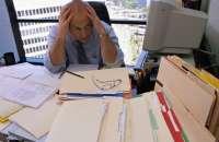 Diariamente en el trabajo se presentan situaciones que bajo la presión laboral y el cansancio, pueden dar lugar a conflictos. Foto:iprofesional