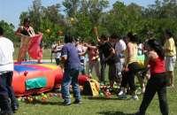 Las convivencias permiten integración entre los empleados. Foto:valkiriaseventos.com.ar