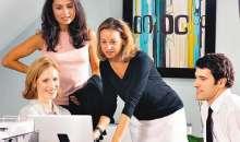En promedio, las mujeres crean 4.9 empresas frente a 4.3 de los hombres, indica un estudio mundial. Foto:coyunturaeconomica.com