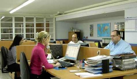 """En una empresa o todos reman en la misma dirección o """"se hunde el barco"""". Foto:coyunturaeconomica.com"""
