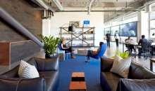 Antiguamente la mayoría de las oficinas estaban divididas en cubículos. Foto:marcosmd