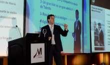 Francisco Scasserra, es licenciado en Relaciones Internacionales.    Foto:Management Journal.