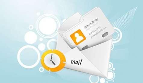 El email marketing tendrá impacto si el mensaje es claro y tiene un diseño creativo. Foto:bluecaribu.com