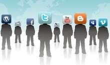 Un análisis de la escuela de negocios Online Business School indica que el 70% de los dirigentes empresariales de las compañías pertenecientes al IBEX 35 o el Fortune 500 no tienen perfil en redes sociales. Foto:blog.hostalia.com