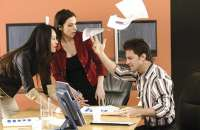 Cuando los jefes no presentan un liderazgo positivo, la organización se ve directamente afectada. Foto:CNN