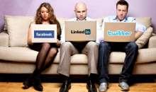 Las redes sociales ya no son utilizadas para socializar con amigos. Ahora tienen fin corporativo.  | Foto:sosuaonline.net