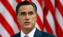 El republicano Mitt Romney. Foto:Políticos.com