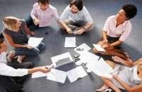 Para hacer juntas productivas y motivadoras necesitas tener un inicio y un final contundente. Foto:managementjournal.net