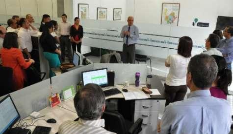 A veces los empleados más antiguos se niegan a escuchar al gerente nuevo. Foto:antioquia.gov.co