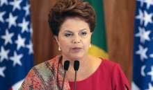 Dilma Rousseff, Presidenta de Brasil ha estado en el ojo del huracán debido a los gastos por la Copa Mundial que se realiza en ese país. Foto:static.blogs