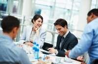 El compañerismo es clave en el éxito de una empresa. Foto:archivo
