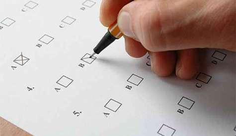 Conviene puntualizar que la personalidad de un candidato es una realidad difícil de valorar con una objetividad exacta a través de un test. Foto:estudiacurso.com