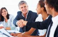 El lenguaje corporal es muy importante a la hora de concretar un negocio. Foto:hotelmajestic.es