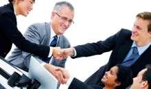 Los aliados son clave para el éxito de una empresa, especialmente si nueva. Foto:estudiacurso.com