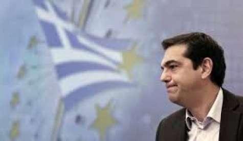 La situación de Grecia y de Alexis Tsipras en momentos culminantes - Foto: Uchile